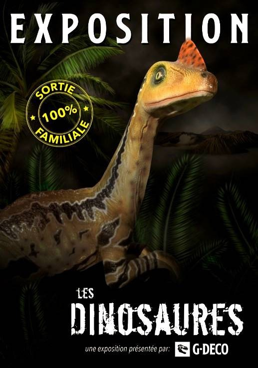 Les Dinosaures Fiestas Y Grandes Eventos Francia Pays De