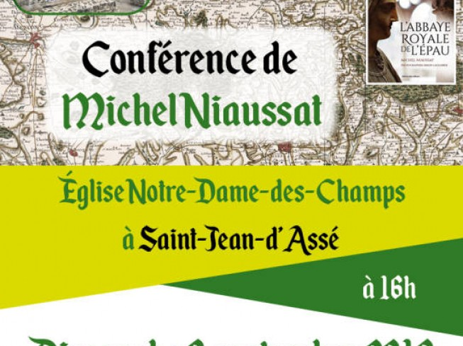 CONFERENCE DE MICHEL NIAUSSAT
