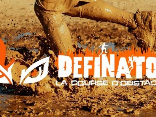 DEFINATOR - COURSE D'OBSTACLES