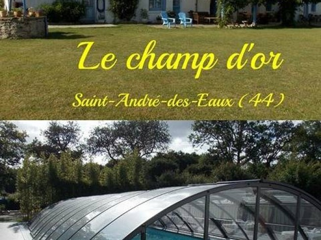 CHAMBRE D'HOTES LE CHAMP D'OR