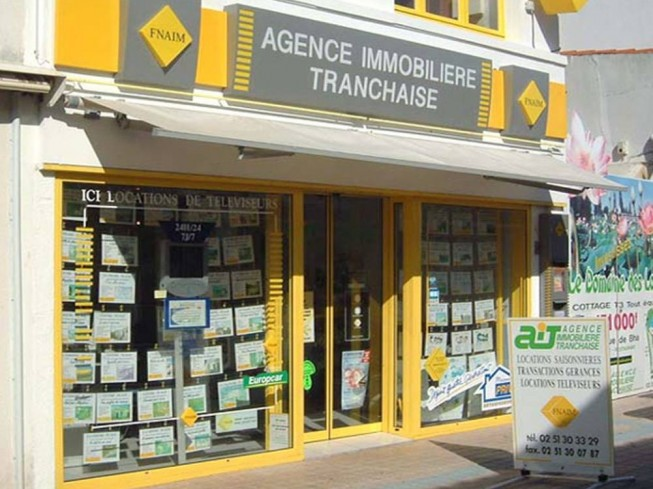 AGENCE IMMOBILIERE TRANCHAISE