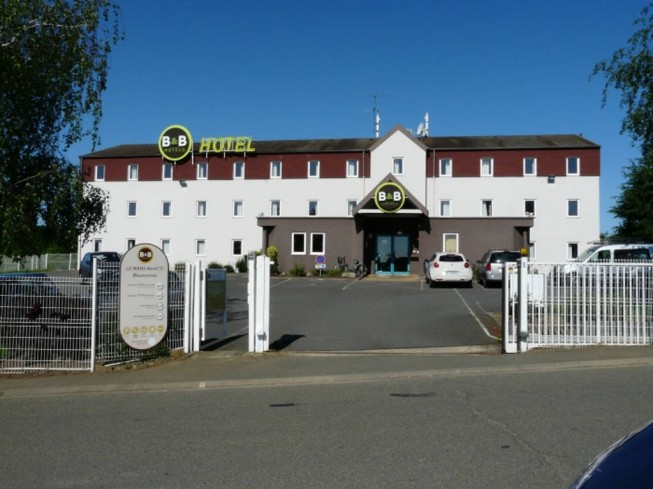 HOTEL B&B  LE MANS NORD 1