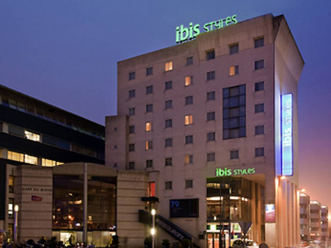 HOTEL IBIS STYLES LE MANS GARE SUD