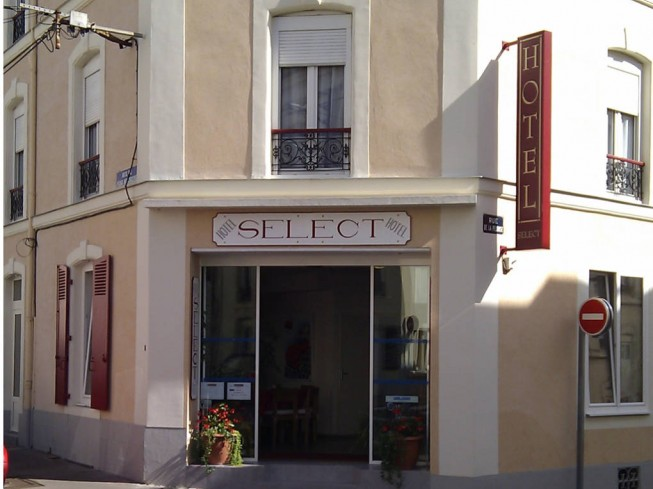 HOTEL SELECT HOTEL LE MANS