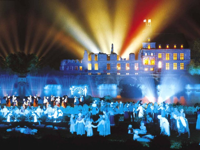 SPECTACLE : LA CINESCENIE DU PUY DU FOU