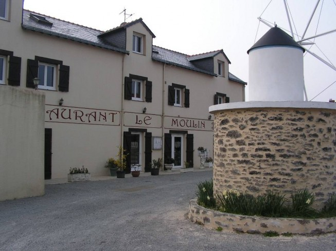 RESTAURANT LE MOULIN BLANC