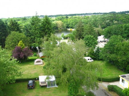 camping du lac savenay
