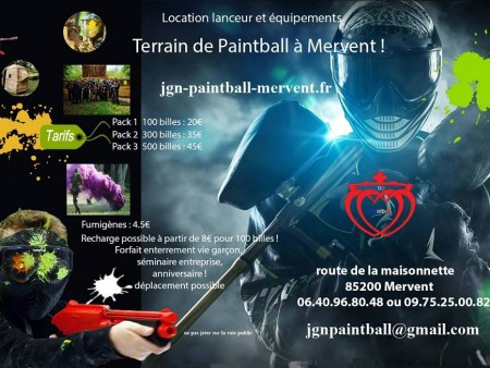 JGN Paintball