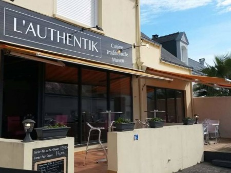 ©Restaurant l'Authentik